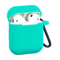Non-slip Soft Silicone Case for Apple AirPods - Green