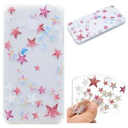Pentagram Super Clear Soft TPU Back Cover for Samsung Galaxy Core Prime G360