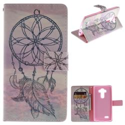 Dream Catcher PU Leather Wallet Case for LG G4 H810 VS999 F500