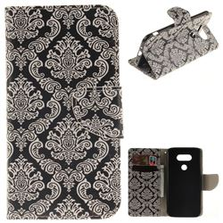 Totem Flowers PU Leather Wallet Case for LG G5