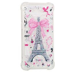Mirror and Tower Dynamic Liquid Glitter Sand Quicksand Star TPU Case for Samsung Galaxy Grand Prime G530