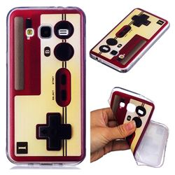Classic Gamepad Super Clear Soft TPU Back Cover for Samsung Galaxy J3 2016 J320