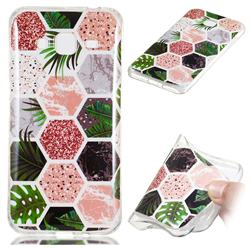 Rainforest Soft TPU Marble Pattern Phone Case for Samsung Galaxy J3 2016 J320
