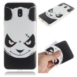 Angry Bear IMD Soft TPU Cell Phone Back Cover for Samsung Galaxy J3 2017 J330 Eurasian