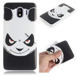 Angry Bear IMD Soft TPU Cell Phone Back Cover for Samsung Galaxy J4 (2018) SM-J400F