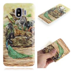 Beast Zoo IMD Soft TPU Cell Phone Back Cover for Samsung Galaxy J4 (2018) SM-J400F