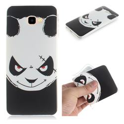Angry Bear IMD Soft TPU Cell Phone Back Cover for Samsung Galaxy J4 Plus(6.0 inch)