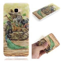 Beast Zoo IMD Soft TPU Cell Phone Back Cover for Samsung Galaxy J4 Plus(6.0 inch)