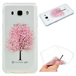 Petals Tree Super Clear Soft TPU Back Cover for Samsung Galaxy J5 2016 J510
