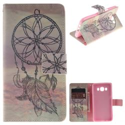 Dream Catcher PU Leather Wallet Case for Samsung Galaxy J5 2016 J510