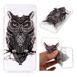 Staring Owl Super Clear Soft TPU Back Cover for Samsung Galaxy J5 2017 US Edition