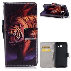 Mighty Tiger PU Leather Wallet Case for Samsung Galaxy J5 2017 US Edition
