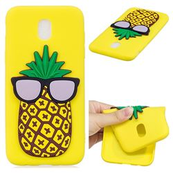 Pineapple Soft 3D Silicone Case for Samsung Galaxy J5 2017 J530 Eurasian