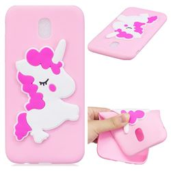 Pony Soft 3D Silicone Case for Samsung Galaxy J5 2017 J530 Eurasian