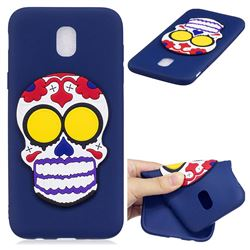 Ghosts Soft 3D Silicone Case for Samsung Galaxy J5 2017 J530 Eurasian