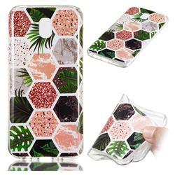 Rainforest Soft TPU Marble Pattern Phone Case for Samsung Galaxy J5 2017 J530 Eurasian