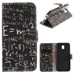 Formula PU Leather Wallet Case for Samsung Galaxy J5 2017 J530 Eurasian