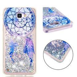 Fantasy Wind Chimes Dynamic Liquid Glitter Quicksand Soft TPU Case for Samsung Galaxy J5 Prime