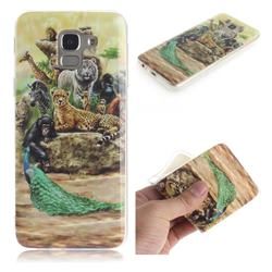 Beast Zoo IMD Soft TPU Cell Phone Back Cover for Samsung Galaxy J6 (2018) SM-J600F