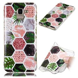 Rainforest Soft TPU Marble Pattern Phone Case for Samsung Galaxy J6 (2018) SM-J600F