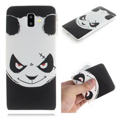 Angry Bear IMD Soft TPU Cell Phone Back Cover for Samsung Galaxy J6 Plus / J6 Prime