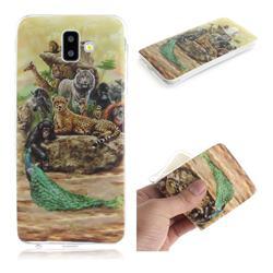 Beast Zoo IMD Soft TPU Cell Phone Back Cover for Samsung Galaxy J6 Plus / J6 Prime