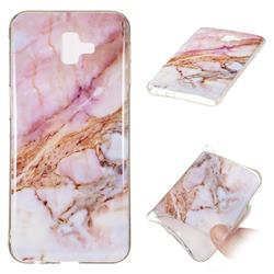 Classic Powder Soft TPU Marble Pattern Phone Case for Samsung Galaxy J6 Plus / J6 Prime