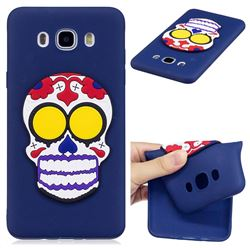 Ghosts Soft 3D Silicone Case for Samsung Galaxy J7 2016 J710