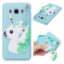 cover samsung galaxy j7 2016 unicorno