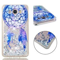 Fantasy Wind Chimes Dynamic Liquid Glitter Quicksand Soft TPU Case for Samsung Galaxy J7 2016 J710