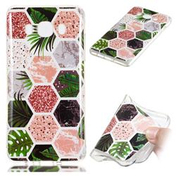 Rainforest Soft TPU Marble Pattern Phone Case for Samsung Galaxy J7 2016 J710