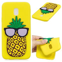 Pineapple Soft 3D Silicone Case for Samsung Galaxy J7 2017 J730 Eurasian