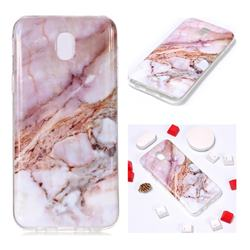 Classic Powder Soft TPU Marble Pattern Phone Case for Samsung Galaxy J7 2017 J730 Eurasian