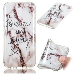 Forever Soft TPU Marble Pattern Phone Case for Samsung Galaxy J7 2017 J730 Eurasian
