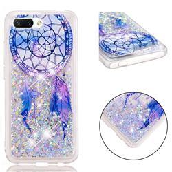 Fantasy Wind Chimes Dynamic Liquid Glitter Quicksand Soft TPU Case for Huawei Honor 10