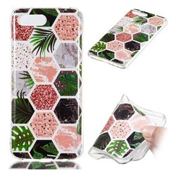 Rainforest Soft TPU Marble Pattern Phone Case for Huawei Honor 10