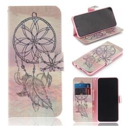Dream Catcher PU Leather Wallet Case for Huawei Honor 10