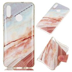 Elegant Soft TPU Marble Pattern Phone Case for Huawei Honor 10 Lite