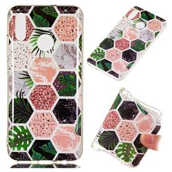 Rainforest Soft TPU Marble Pattern Phone Case for Huawei Honor 10 Lite