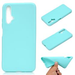 Candy Soft TPU Back Cover for Huawei Honor 20 - Green