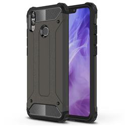 King Kong Armor Premium Shockproof Dual Layer Rugged Hard Cover for Huawei Honor 8X - Bronze