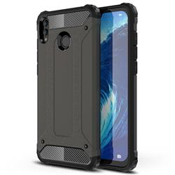 King Kong Armor Premium Shockproof Dual Layer Rugged Hard Cover for Huawei Honor 8X Max(Enjoy Max) - Bronze