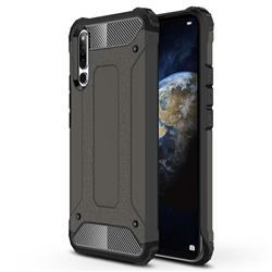 King Kong Armor Premium Shockproof Dual Layer Rugged Hard Cover for Huawei Honor Magic 2 - Bronze
