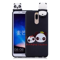 Diamond Prince Soft 3D Climbing Doll Soft Case for Huawei Mate 10 Lite / Nova 2i / Horor 9i / G10