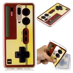 Classic Gamepad Super Clear Soft TPU Back Cover for Huawei Mate 10 Lite / Nova 2i / Horor 9i / G10