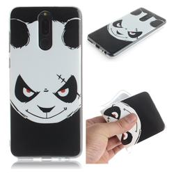 Angry Bear IMD Soft TPU Cell Phone Back Cover for Huawei Mate 10 Lite / Nova 2i / Horor 9i / G10