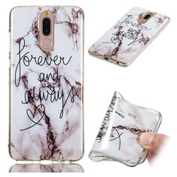 Forever Soft TPU Marble Pattern Phone Case for Huawei Mate 10 Lite / Nova 2i / Horor 9i / G10