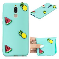 Watermelon Pineapple Soft 3D Silicone Case for Huawei Mate 10 Lite / Nova 2i / Horor 9i / G10
