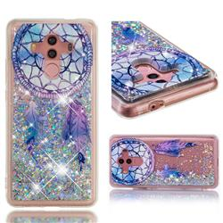 Fantasy Wind Chimes Dynamic Liquid Glitter Quicksand Soft TPU Case for Huawei Mate 10 Pro(6.0 inch)