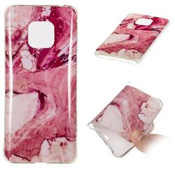 Pork Belly Soft TPU Marble Pattern Phone Case for Huawei Mate 20 Pro
